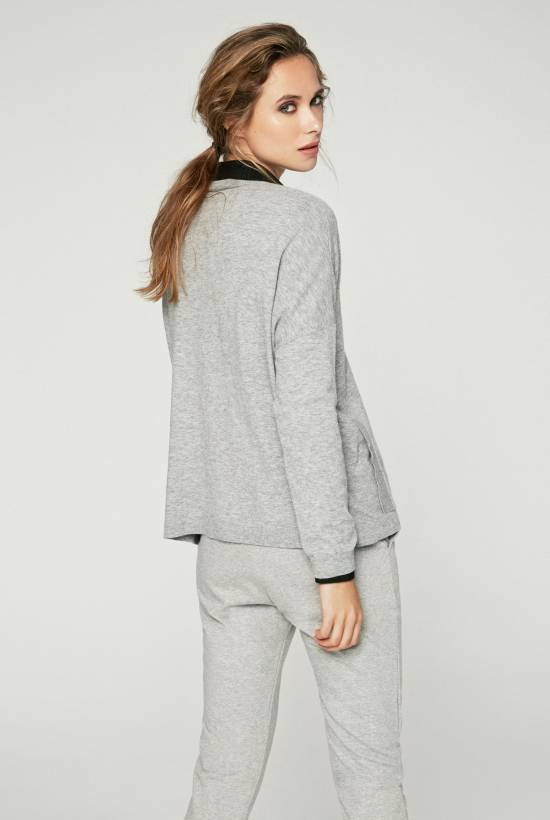 Soft Jumper V Neck