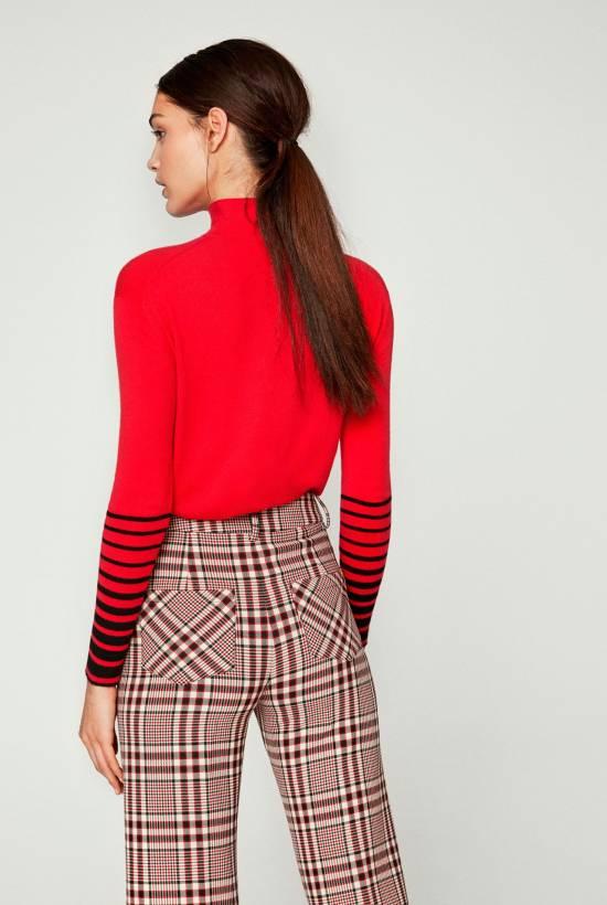 Soft Jumper Stripe