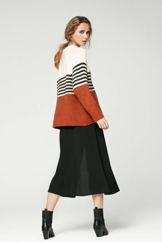 Heavy Jumper Stripe