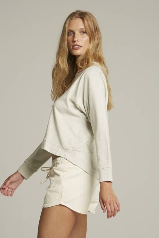 Felpa Sweater Print