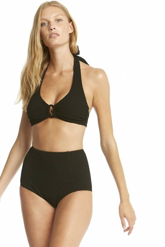 Bikini Long Gofrado