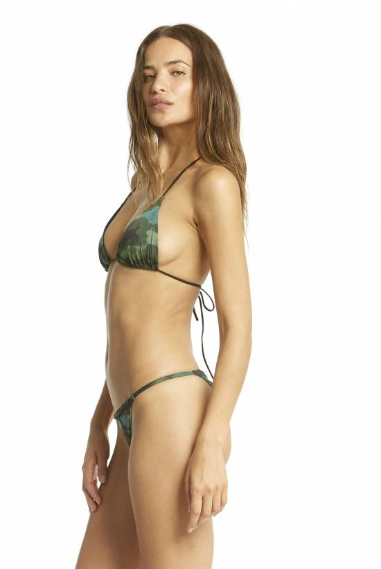 Bikini Military Cortina Foam
