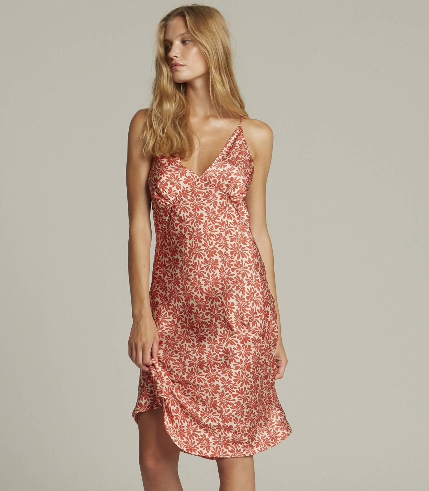 Petalo Long Dress Tir.