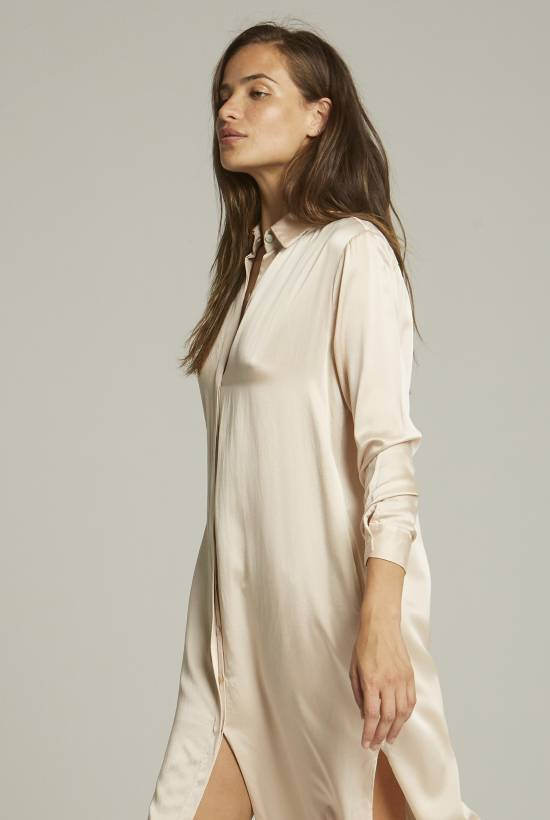 Seda Shirt Dress