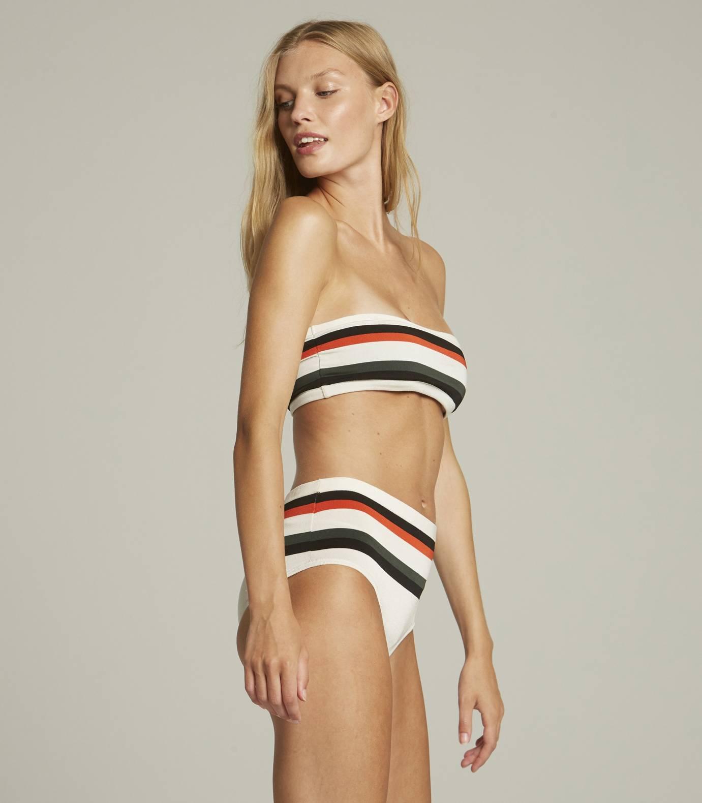 Bikini Tricot Raya Bandeau