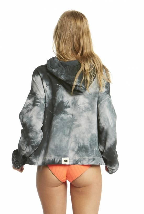 Felpa Tye Dye Sweater