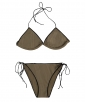 Bikini Cortina Canale Compac