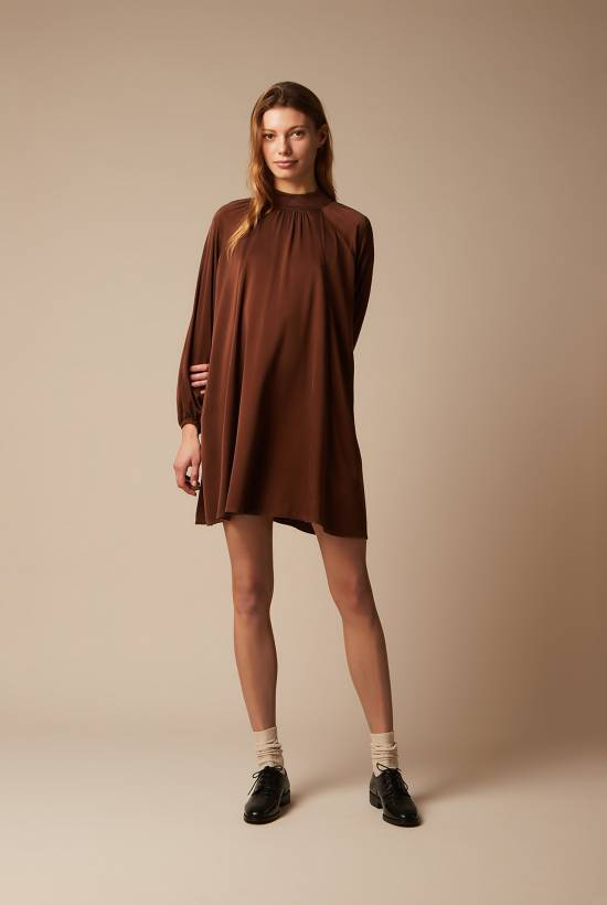 SEDA TURTLENECK DRESS