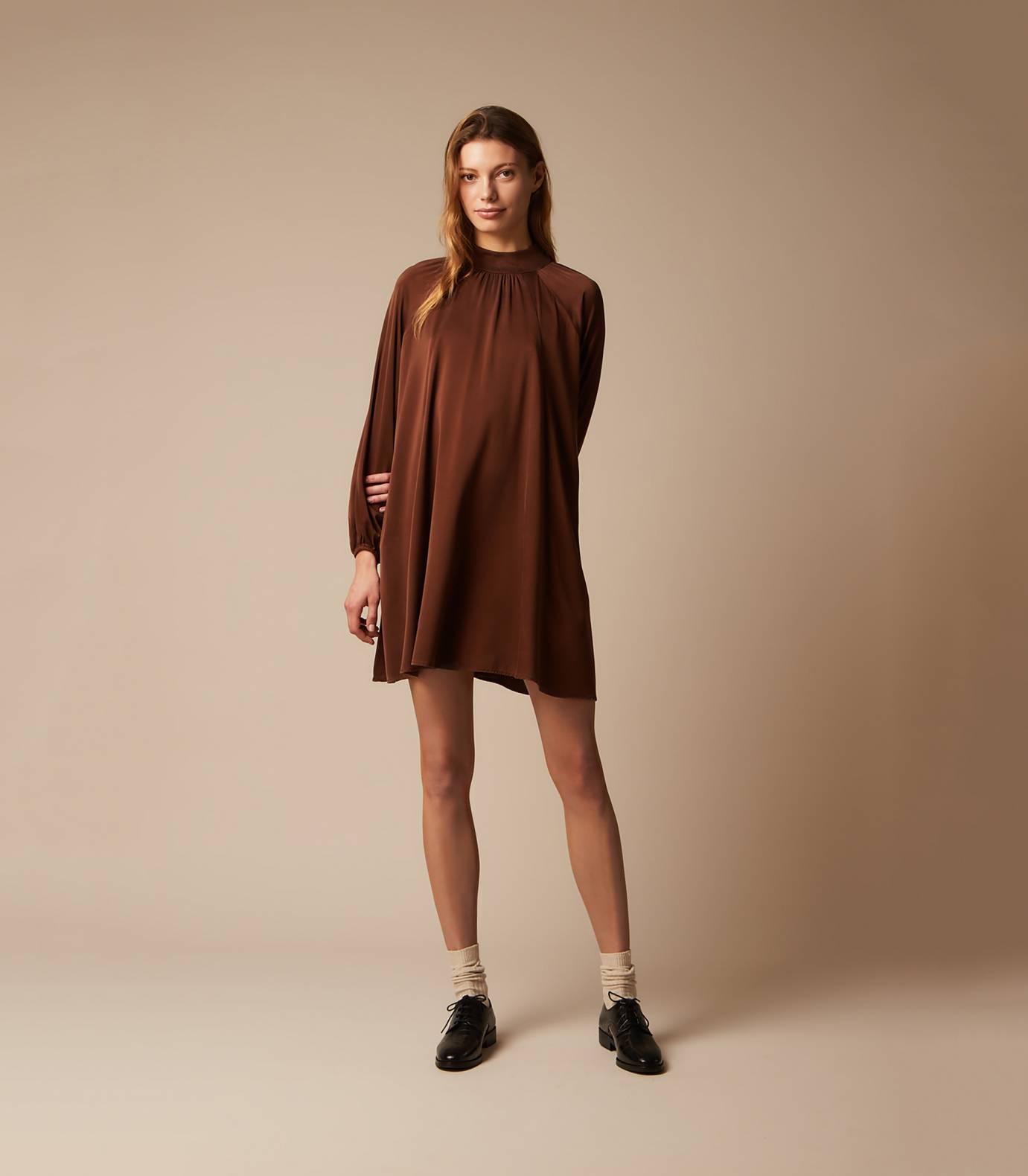 SEDA TURTLENECK DRESS