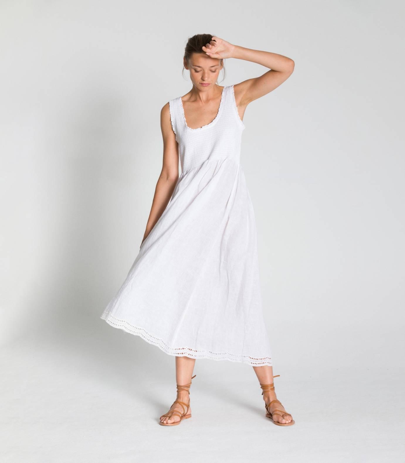 LINO LONG DRESS TCN