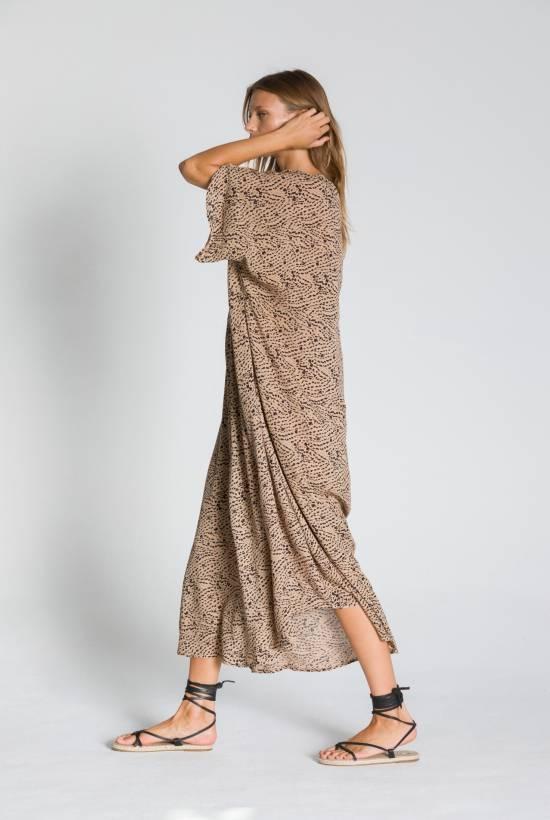 PRINT BAMBULA DRESS