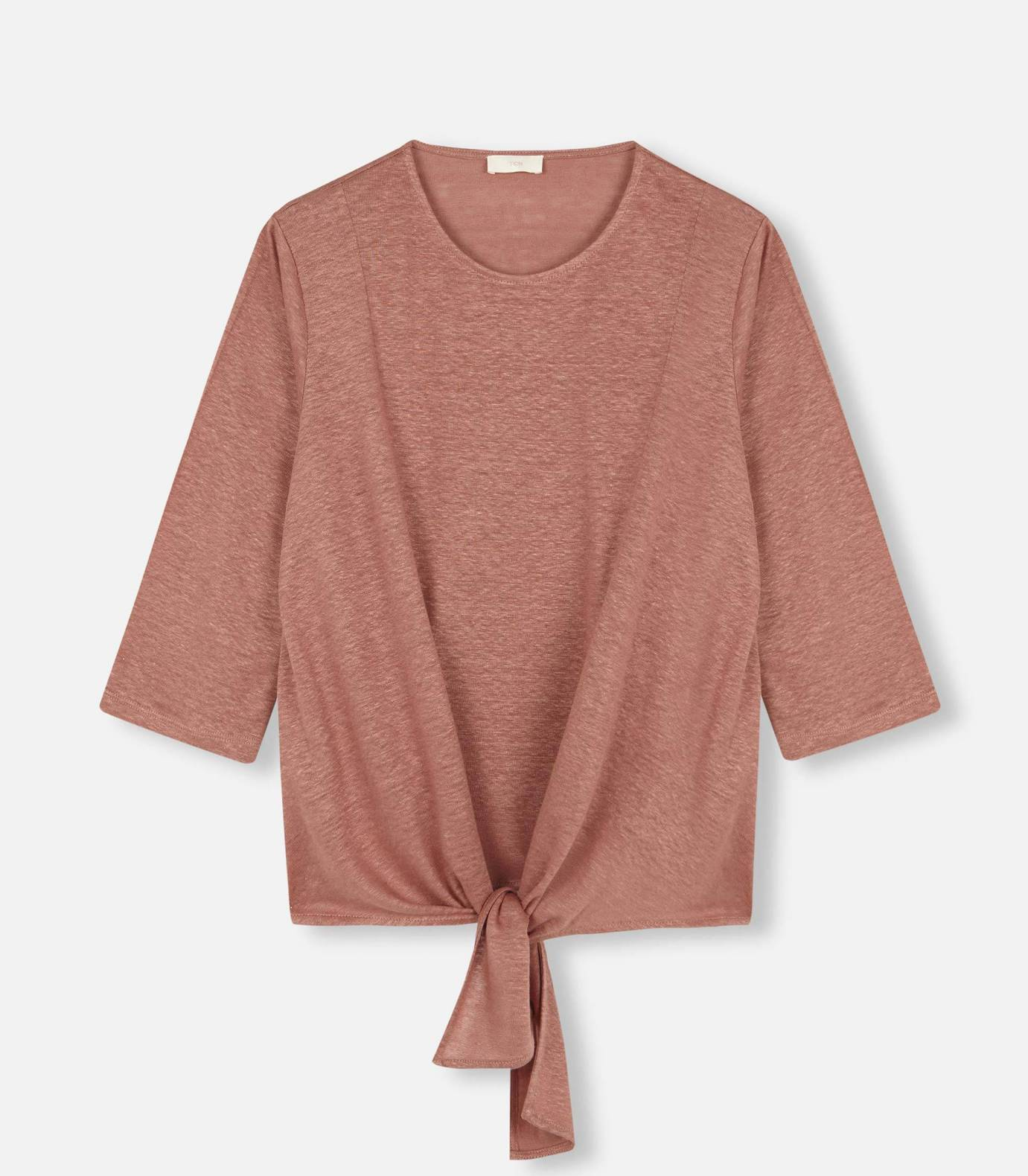 TCN KNOT LINO TOP