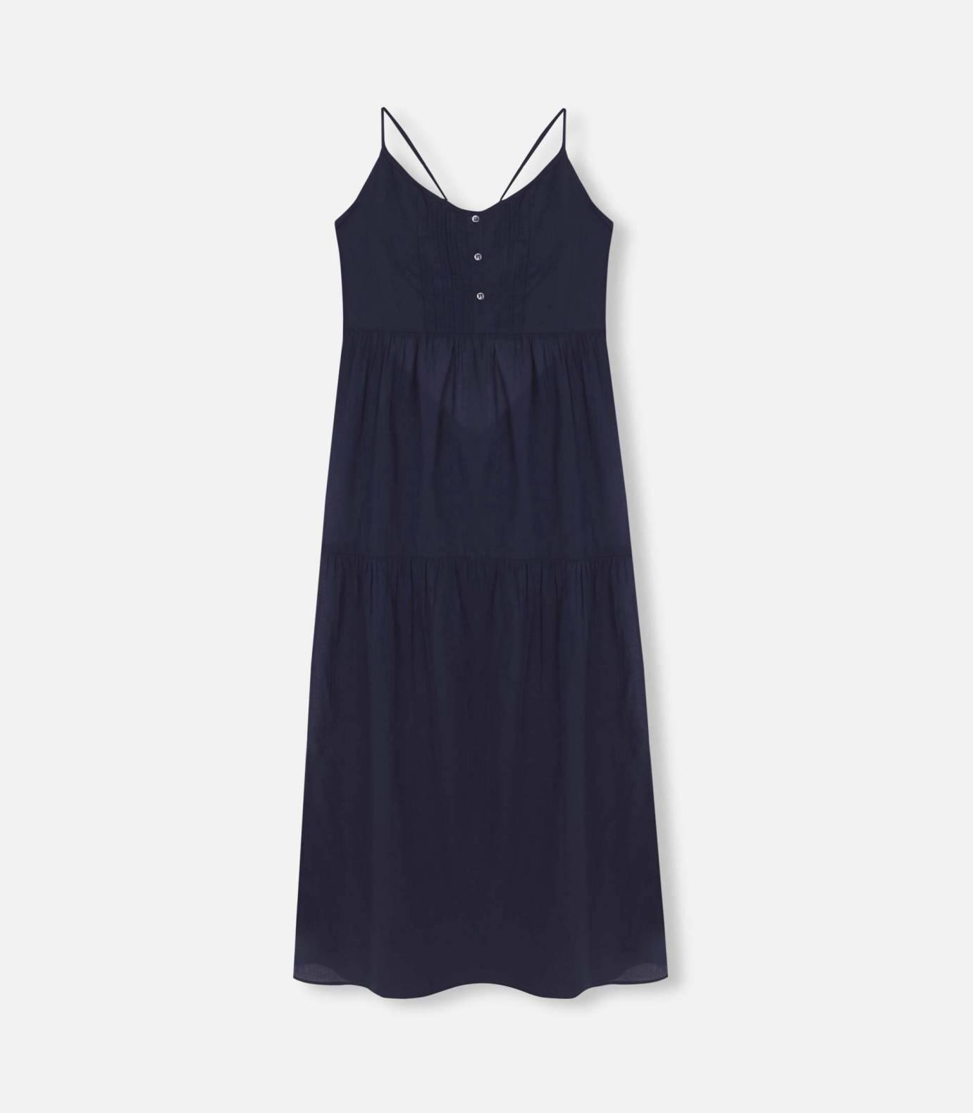VOILE LONG DRESS