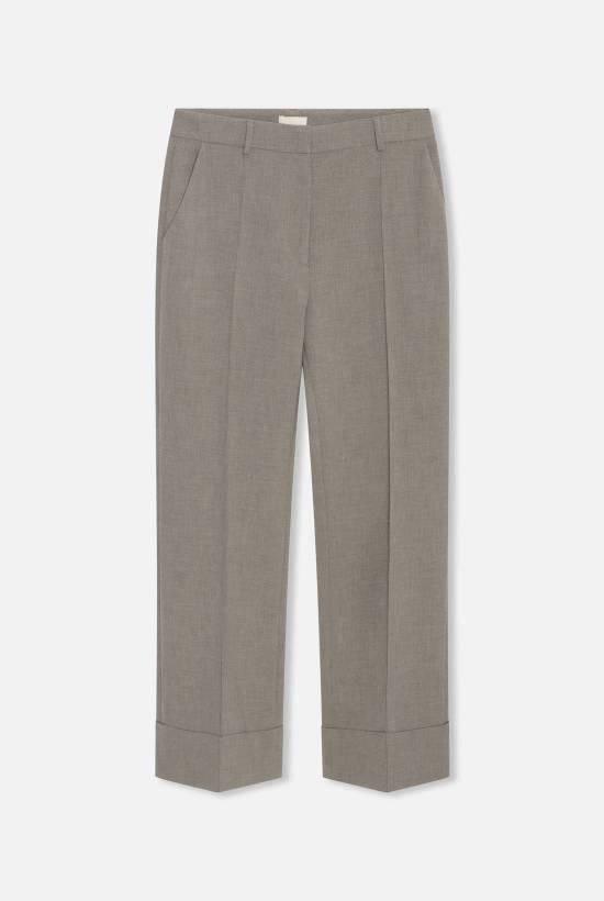 BASIC WIDE PANTS