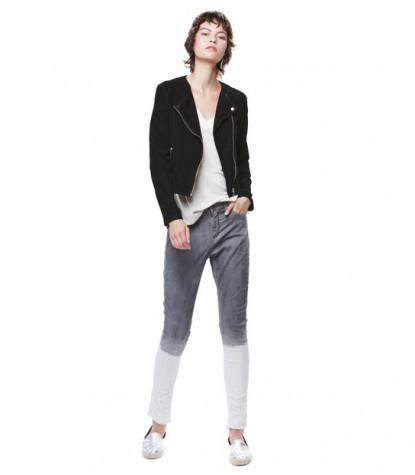 Sarga Degrade Skinny Pants