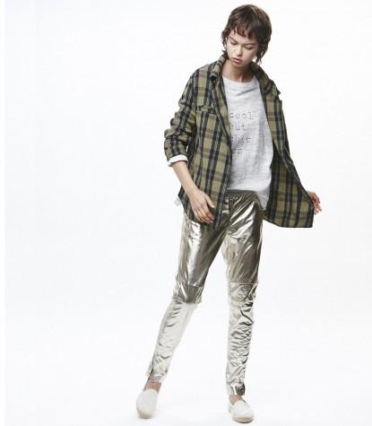 Ante Silver Pants