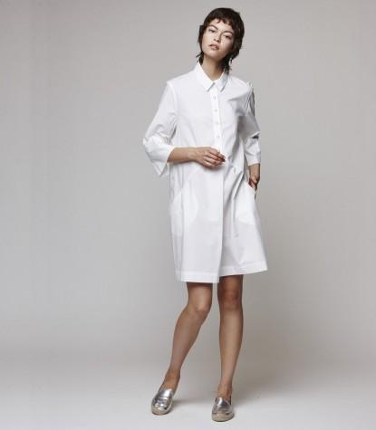 Popelin Dress