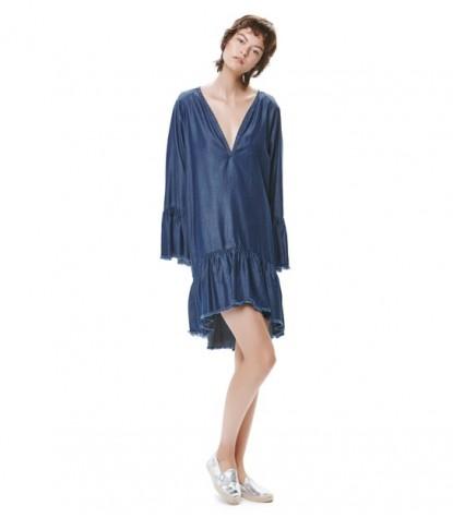 Denim Viscosa  Dress