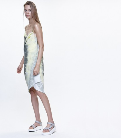 Mix Dress Pareo