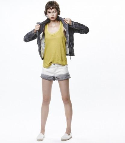 Punto Lino Flame T-Shirt S/M