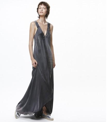 Seda Tinte  Long Dress