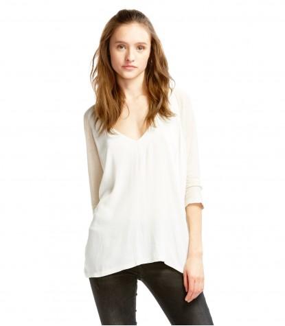 Punto Lino Flame T-Shirt M 3/4