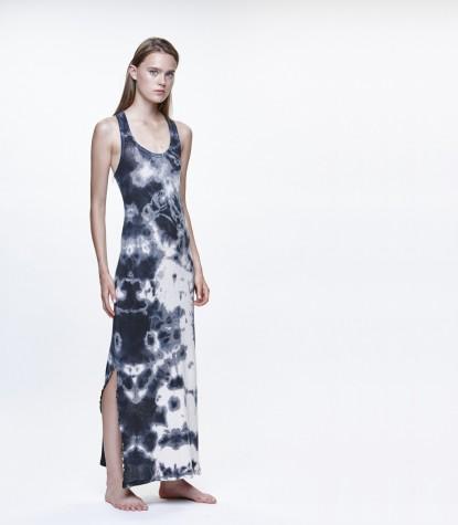 Rice Tye&Dye Long Dress