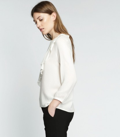 Wool Blouse