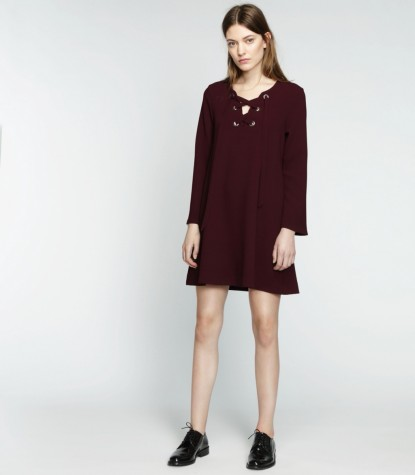 Twill Dress