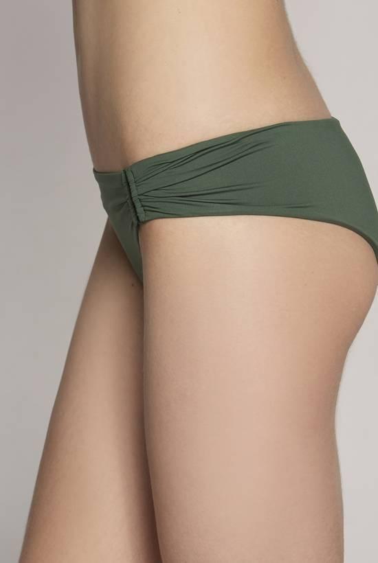 Basic Rings Bikini Bottom Eucalipto