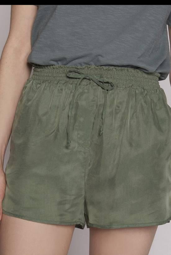 Cupro Shorts