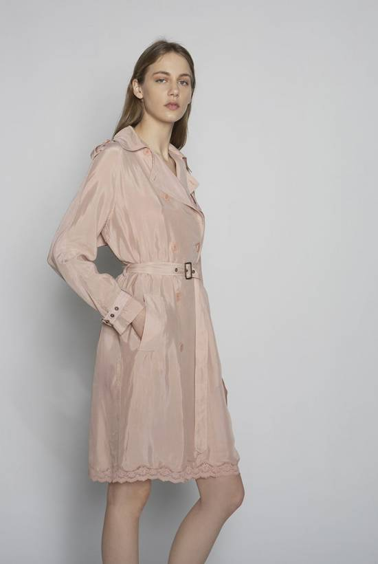 Cupro Raincoat