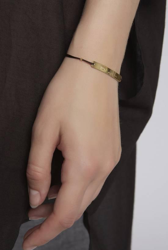 TCN with love Bracelet BLACK