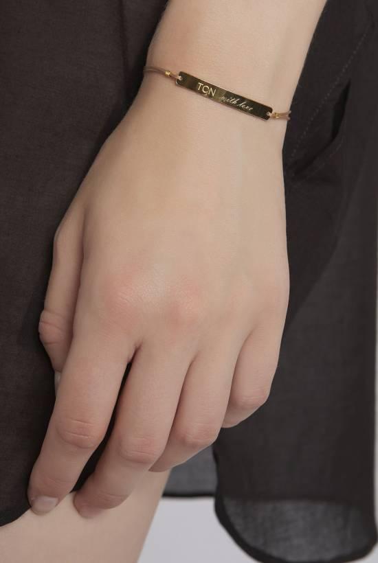 TCN with love Bracelet CAMEL