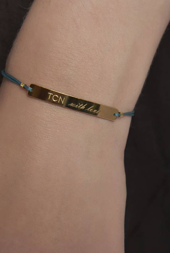 TCN with love Bracelet TURQUOISE