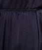 Long silk skirt
