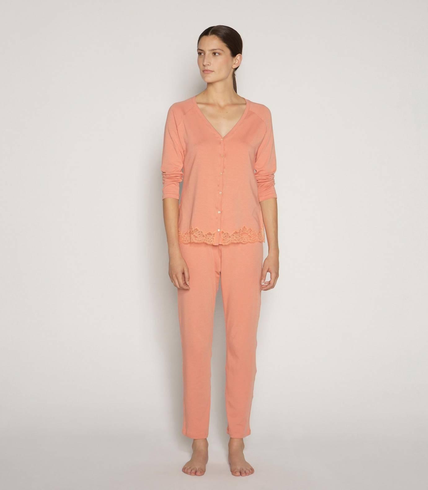 a270620c5 Cotton modal pyjamas - TCN