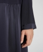 Silk mao dress