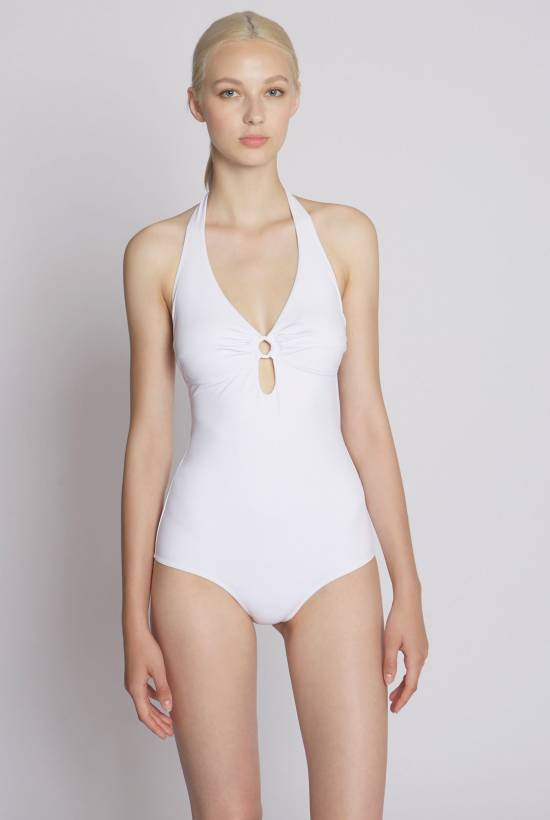 Log Resort Bathing Suit