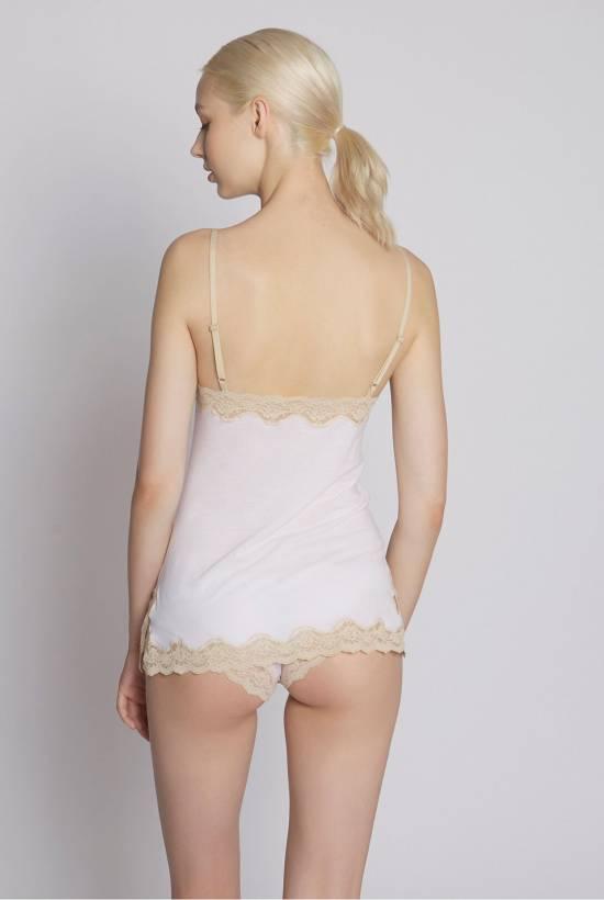 Cotton Mini Negligee