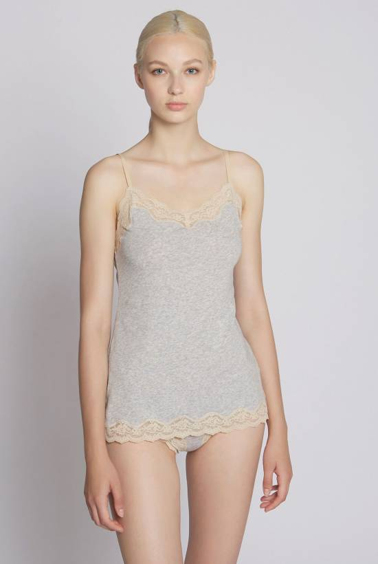 Cotton Mini Negligee