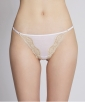 Cotton Triangle-shaped-G-string knickers