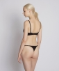 Cotton Triangle-shaped-G-string knickers TCN
