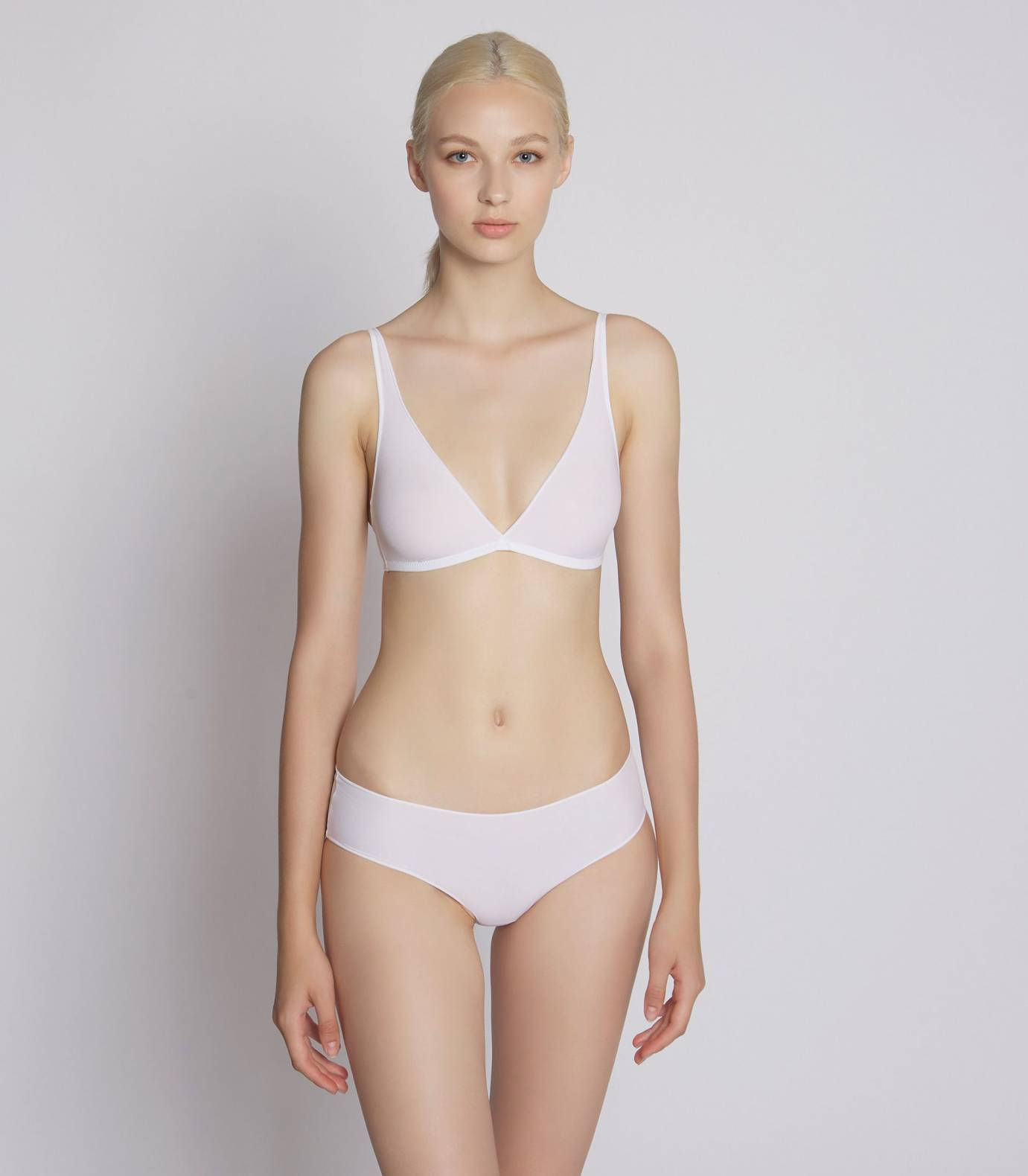 Low-rise Culottes Knickers TCN