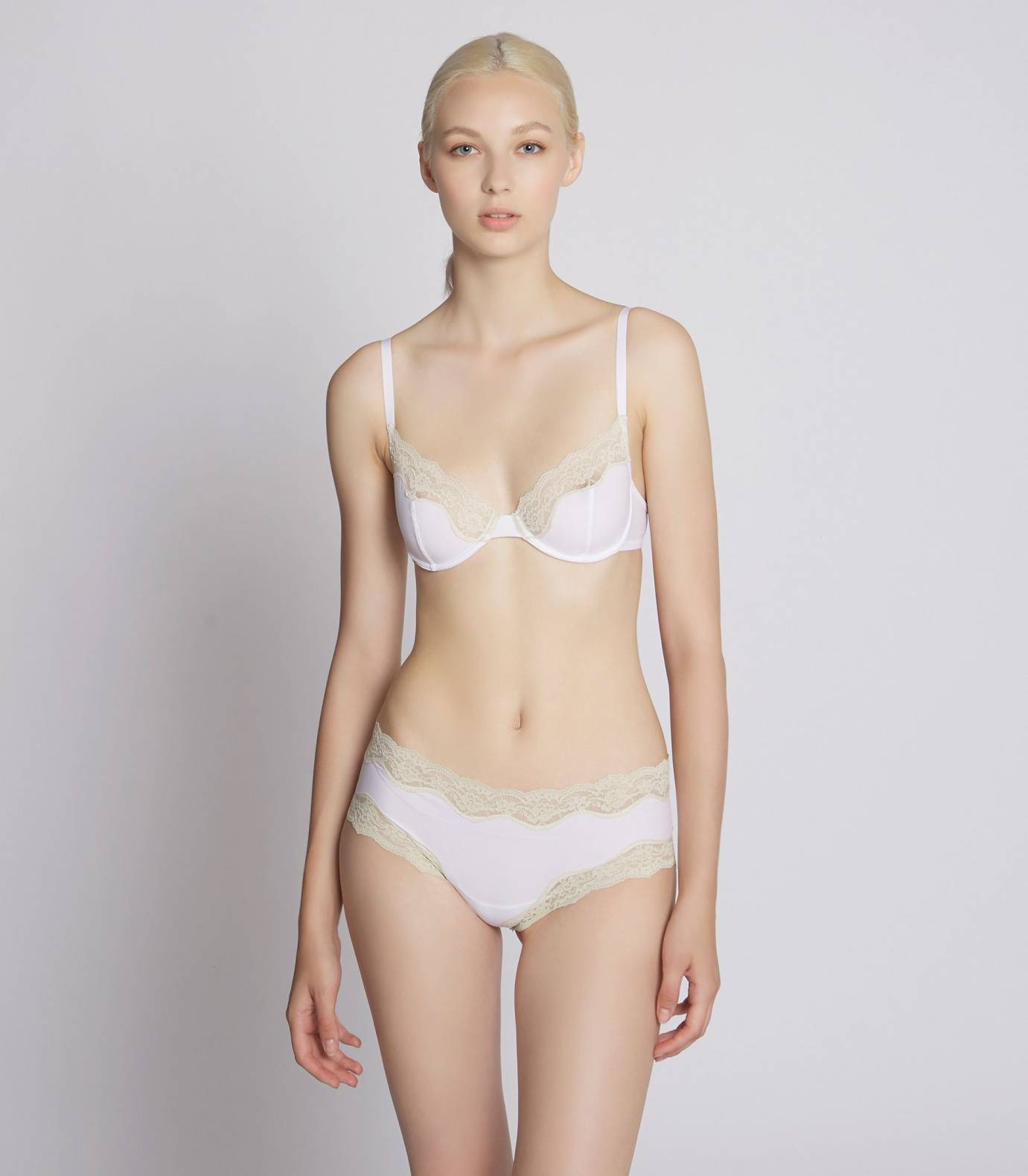 Low-rise Culottes Knickers