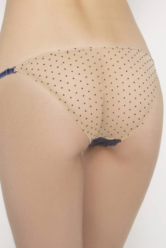 Classic knickers in flock