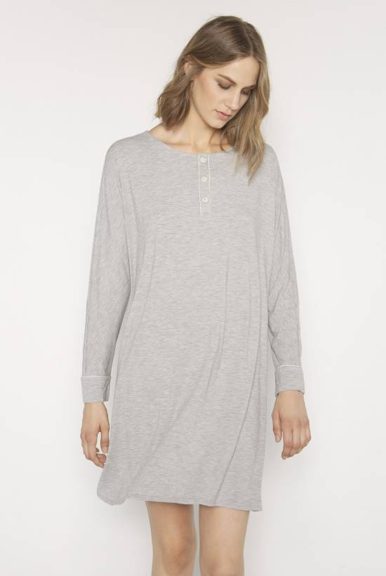 Pique stitch nightdress