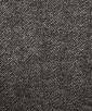 Herringbone wool skirt