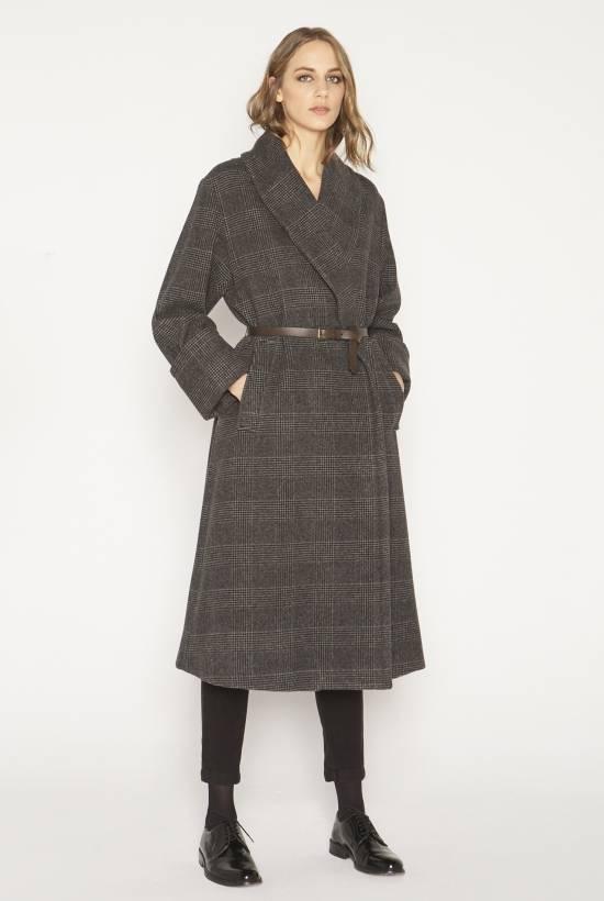 Wales coat GREY