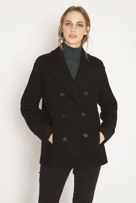 Mujer Lujo De Abrigos Tcn Para vOF51W